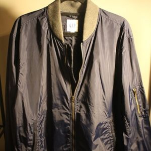 Men's GAP Lightweight Bomber Jacket